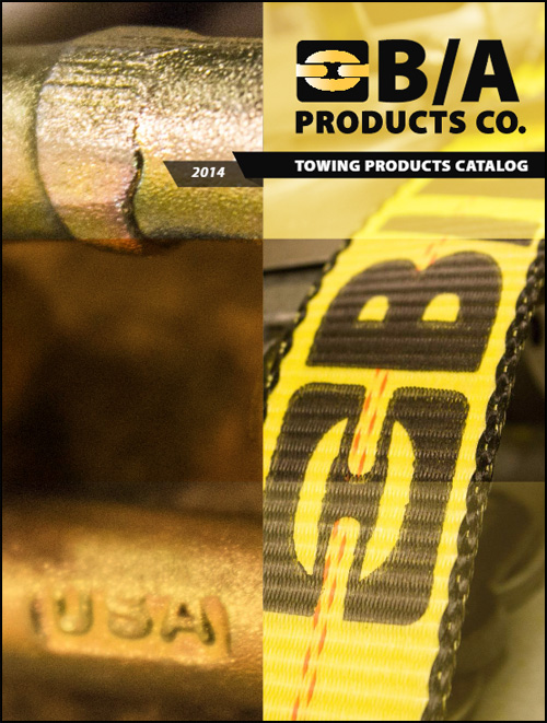 2014 B/A Products Co. - Towing Products Catalog